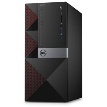 DELL PC VOSTRO 3668 MT Intel Core i5-7400 3.00 GHz, 4GB, 1TB, WLAN+BT - 227820