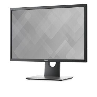 "DELL LCD Monitor 22"" P2217 1680x1050, 1000:1, 250cd, 5ms, HDMI, VGA, Display Port, fekete 220006"