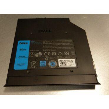 Eredeti gyári Dell 3 cellás másodlagos laptop akkumulátor -5X317-  Latitude E6330, E6420, E6430, E6430S, E6520, E6530