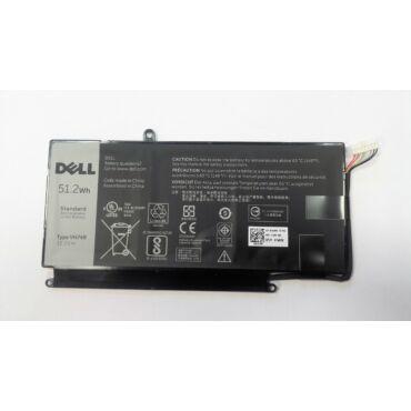 Eredeti gyári Dell 3 cellás laptop akkumulátor - TWRRK- Inspiron 5439, Vostro 5460, 5470, 5439
