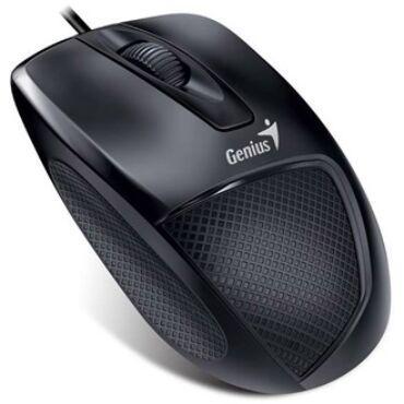 Genius DX-150X USB optikai egér fekete - 31010231100