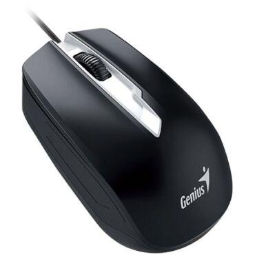 Genius DX-180 USB optikai egér fekete - 31010239102