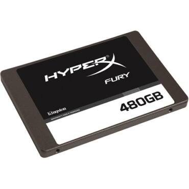 Kingston HyperX Fury 480GB SATA3 2,5