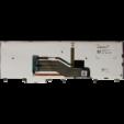 Eredeti Dell belső billentyűzet háttérvilágítással - 7T444