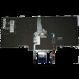 Dell  háttérvilágítással rendelkező magyar kiosztású belső billentyűzet
