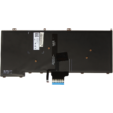 Eredeti Dell belső billentyűzet - TNN80