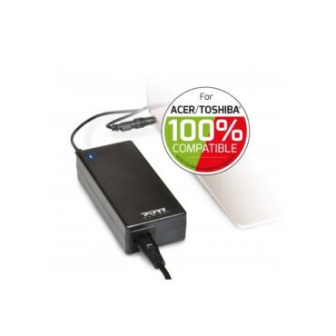 Port Designs-Port Connect Notebook adapter 90W - acer/toshiba - eu