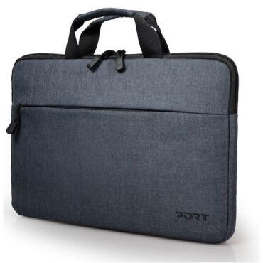 "Port Designs notebook táska, Belize TL, 15,6"" - szürke"