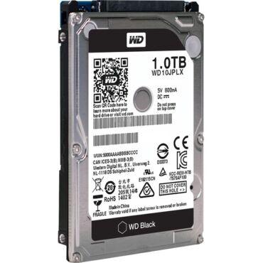 """WESTERN DIGITAL 2.5"""" HDD SATA III 1TB 7200rpm 32MB Cache SCORPIO, CAVIAR Black WD10JPLX"""