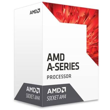AMD A6 9500 sAM4 BOX processzor - AD9500AGABBOX