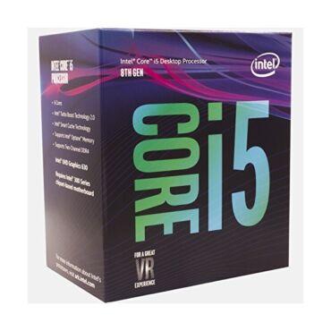 INTEL CPU S1151 Core i5-8400 2.8GHz 9MB Cache BOX