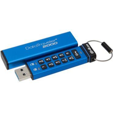 Kingston DataTraveler 2000 pendrive 64GB - DT2000/64GB