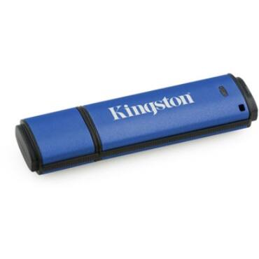 Kingston DataTraveler Vault Privacy 3.0 pendrive 8GB - DTVP30/8GB