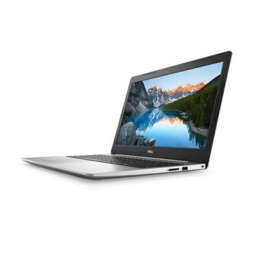 "Dell Inspiron 5570 15.6"" FHD, Intel Core i5-8250U (3.40 GHz), 4GB, 1TB, AMD Radeon 530 2GB, Linux, ezüst"