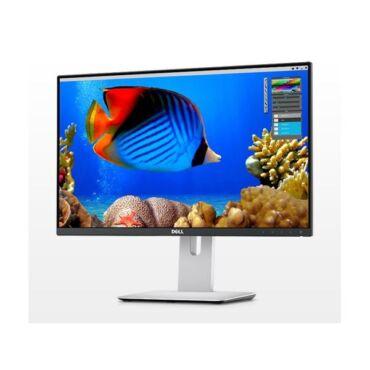 """DELL 24"""" LCD MONITOR U2415 1920X1200, 1000:1, 300CD, 6MS, HDMI,MINIDP,DP FEKETE 173728"""