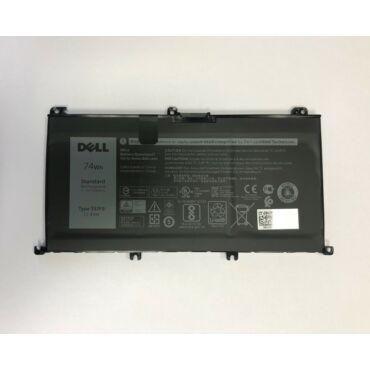 Eredeti gyári Dell 6 cellás laptop akkumulátor - 71JF4 - Dell Inspiron 5576, 5577, 7559, 7566, 7567 típusú laptopokhoz