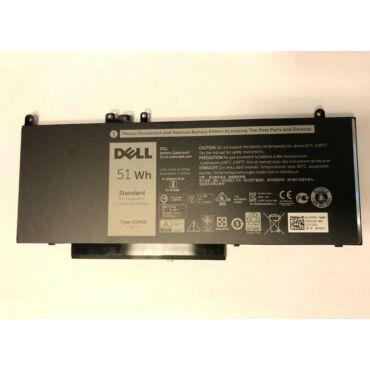 Eredeti gyári Dell 4 cellás laptop akkumulátor -DFVYN- Inspiron 5457, 5545, 5547, 5445, 5542, 5447, Latitude 3450 laptopokhoz
