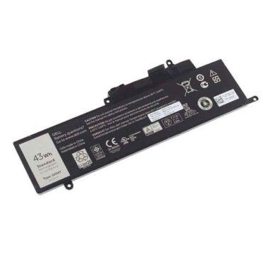 Eredeti gyári Dell 3 cellás laptop akkumulátor - 92NCT- Inspiron 3148, 3152, 3157, 3558, 7347, 7348, 7352, 7558, 7568 tipusú laptopokhoz
