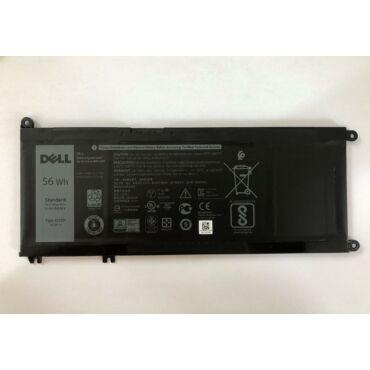 Eredeti gyári Dell 4 cellás laptop akkumulátor 7FHHV