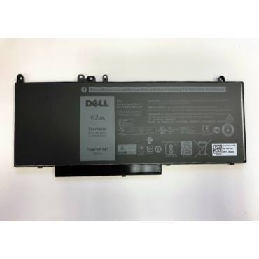 Eredeti gyári Dell 4 cellás laptop akkumulátor - CHWGG - Dell Latitude E5270, E5470, Precision 3510  tipusú laptopokhoz