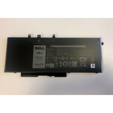 Eredeti gyári Dell 4 cellás laptop akkumulátor - GD1JP - Dell Latitude 5280, 5290, 5480/5488, 5490,5491, 5495, 5580, 5590, 5591, Precision 3250, 3530 tipusú laptopokhoz
