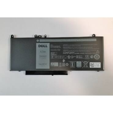 Eredeti gyári Dell 4 cellás laptop akkumulátor - K3JK9 - Dell Latitude E5570, E5450, E5470, , Precision 3510 tipusú laptopokhoz