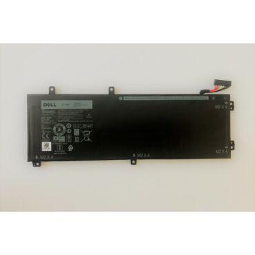 Eredeti gyári Dell 3 cellás laptop akkumulátor - M7R96