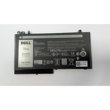 Eredeti gyári Dell 3 cellás laptop akkumulátor - VVXTW - Dell Latitude 3100 tipusú laptopokhoz