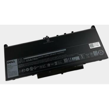 Eredeti gyári Dell 4 cellás laptop akkumulátor -GG4FM - Latitude E7270, E7470