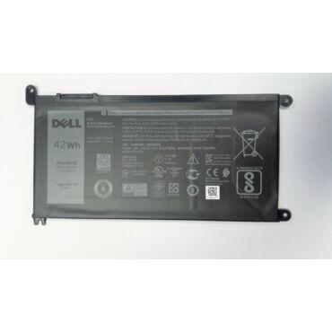Eredeti gyári Dell 3 cellás laptop akkumulátor -Y3F7Y- Inspiron 5368, 5378, 5379, 5565, 5567, 5568, 5570, 5575, 5578, 5579, 5765, 5770, 5775, 7460, 7560, 7579, tipusú laptopokhoz