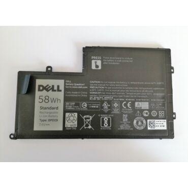 Eredeti gyári Dell 4 cellás laptop akkumulátor - R77WV