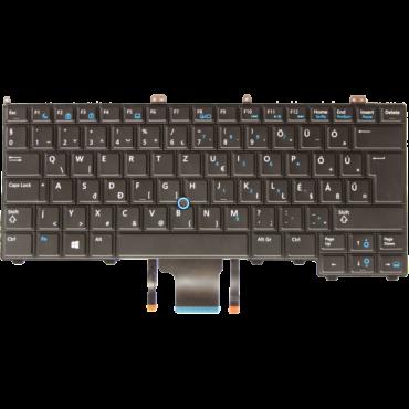 0451N-Dell notebook belső billentyűzet