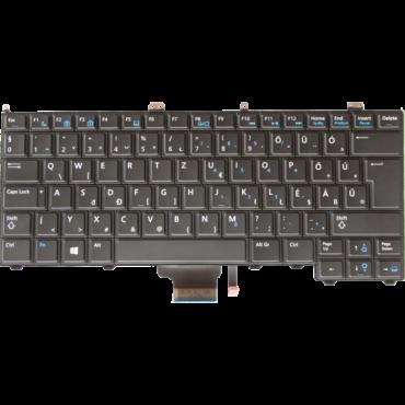 TNN80-Dell notebook belső billentyűzet
