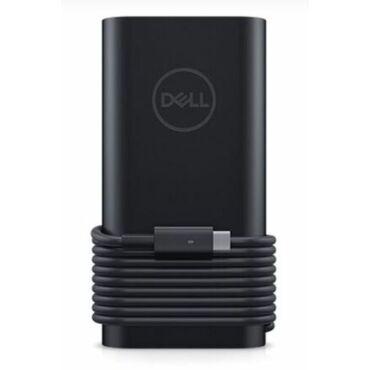 Eredeti gyári Dell 90W laptop USB-C (Type-C) AC adapter TDK33