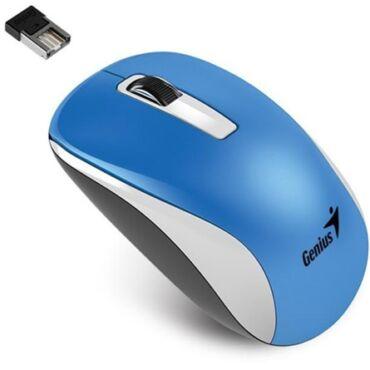 Genius NX-7010 Wireless Optika egér USB kék(1600DPI) BlueEye - 31030114110