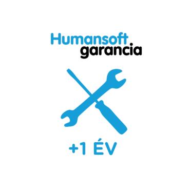 +1 év Humansoft garancia, laptop tápegységre