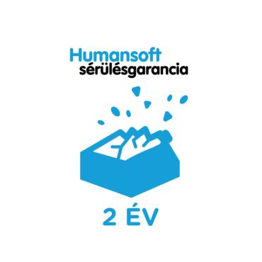 2 év Humansoft sérülés garancia, laptop tápegységre