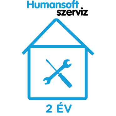 2 év Humansoft, helyszíni garancia