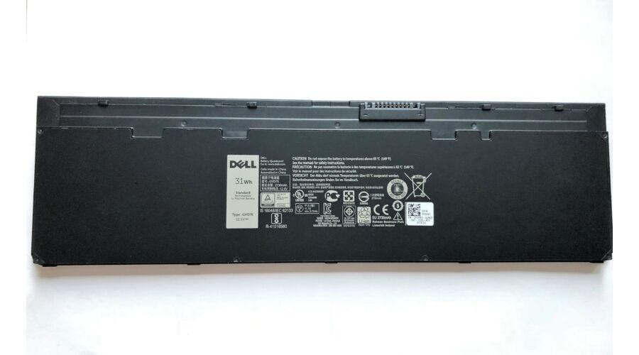 20089d53531f Eredeti gyári Dell 3 cellás laptop akkumulátor - Y9HNT- Dell Latitude E7240  tipusú laptopokhoz